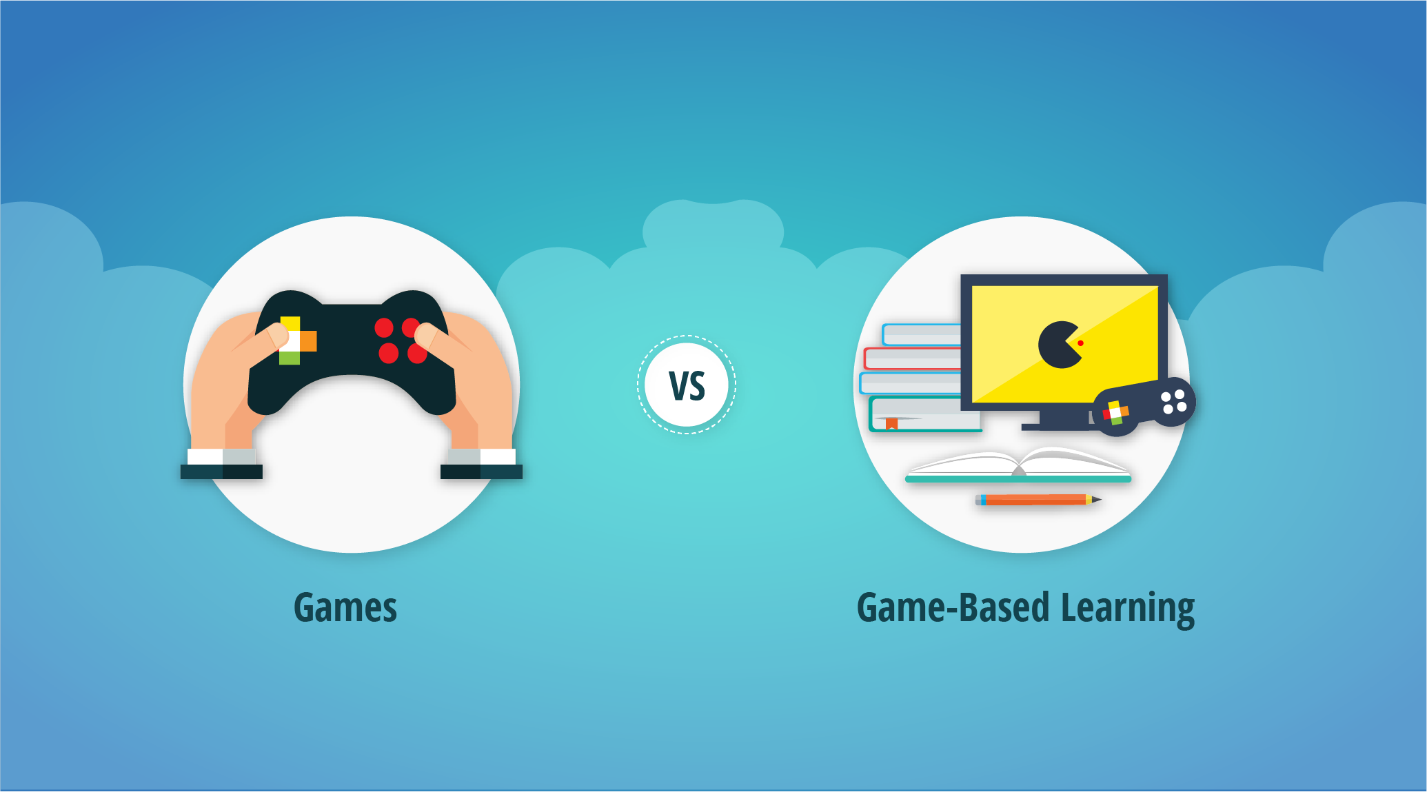 Games vs Game-Based Learning